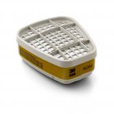 3M™ Multi Acid Gas/Organic Vapor Cartridge 6006, Respiratory Protection 60/Case